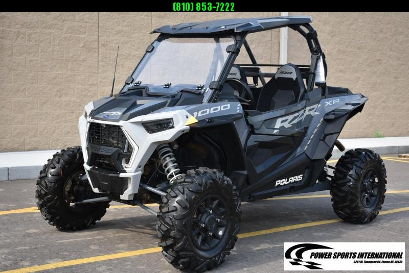 2021 POLARIS RZR XP 1000 PREMIUM BLACK RIDE COMMAND EDITION EPS (ELECTRIC POWER STEERING) SXS SIDE BY SIDE #7064