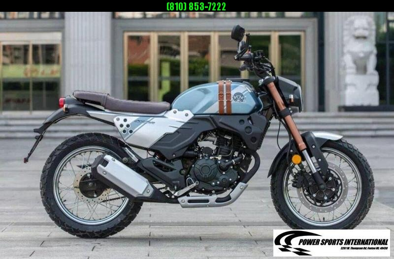 2020 LIFAN KP MASTER 200 E-Start Motorcycle KPM200 6-Speed #0056