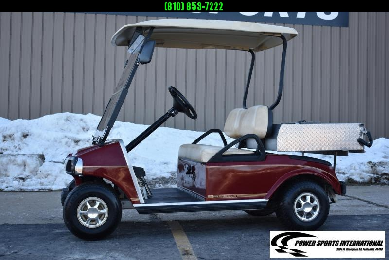 2000 CUSTOM Club Car DS 48V Electric Golf Cart CUSTOM #1583