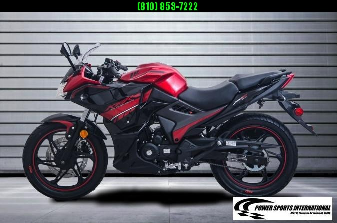 2021 Lifan KPR 200 200cc Motorcycle SPORT BIKE - Fuel Injected Rocket #0069