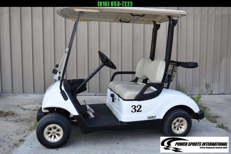2013 Yamaha Drive EFI GAS Golf Cart w/ Extras #2828