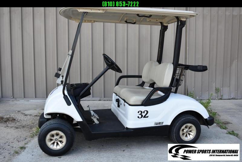 2013 Yamaha Drive EFI GAS Golf Cart w/ Extras #2828