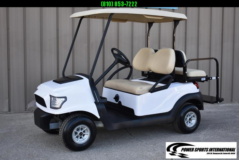 2013 CUSTOM Club Car Precedent Gas Custom Golf Cart #2178