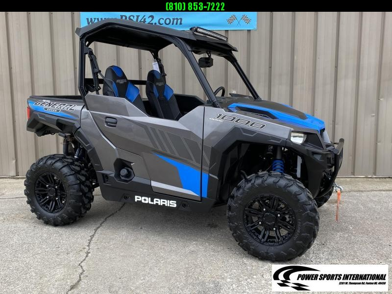 2019 POLARIS GENERAL 1000 EPS DELUXE 4X4 Side by Side FOX SHOCKS #3769
