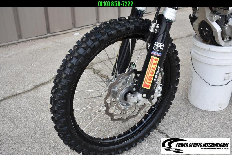 2017 KAWASAKI KX450HHF 4-Stroke MX Off Road Motorcycle #4878