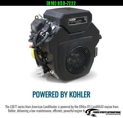 2020 American Land Master LS700 EFI UNTAMED Special Edition Utility Side-by-Side (UTV)