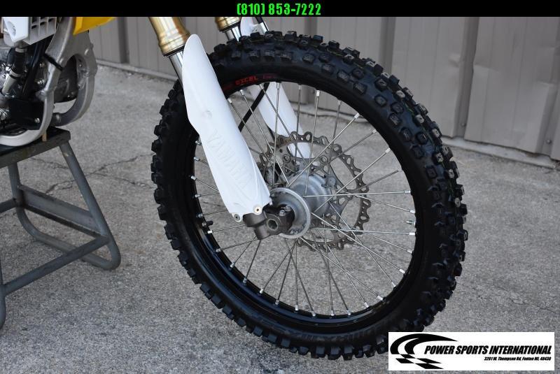 2016 Yamaha YZ450F 60th Anniversary Motorcycle Off Road MX #2876