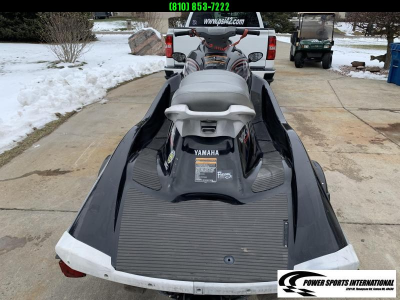 2007 YAMAHA WAVE RUNNER VX CRUISER DELUXE PWC 3 Seater (Personal Watercraft) #F707