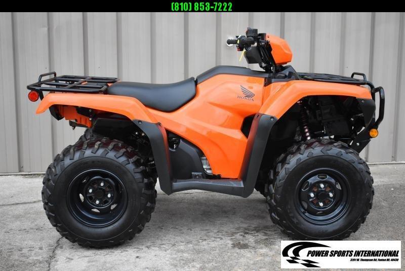 2019 HONDA TRX500FE2 FOURTRAX FOREMAN (ELECTRIC POWER STEERING) 4X4 ATV #1219