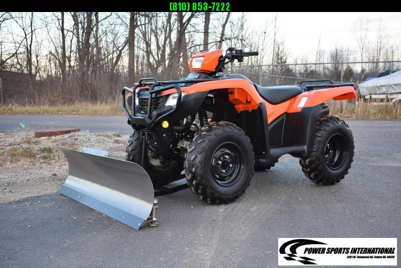2019 HONDA TRX500FE2 FOURTRAX FOREMAN (ELECTRIC POWER STEERING) 4X4 ATV #1219