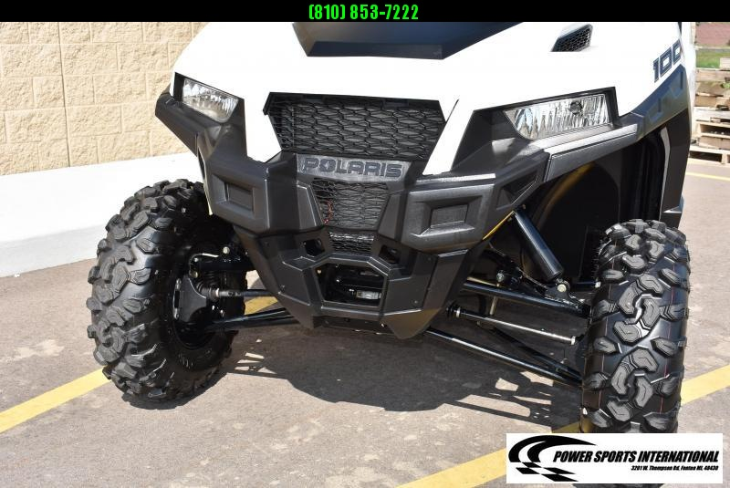 2019 POLARIS GENERAL 1000 EPS WHITE EDITION 4X4 Side by Side w/ Extras #5900