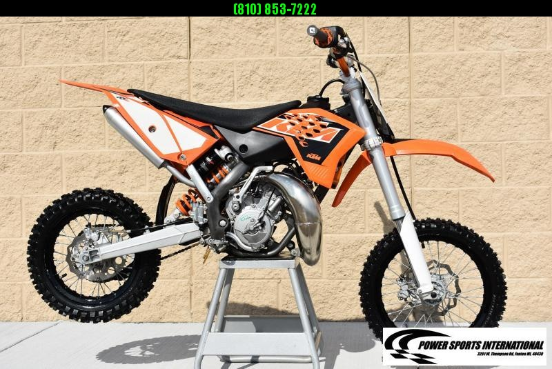 2015 KTM 65 SX 65 2-Stroke MX YOUTH Off Road Motorcycle #3509