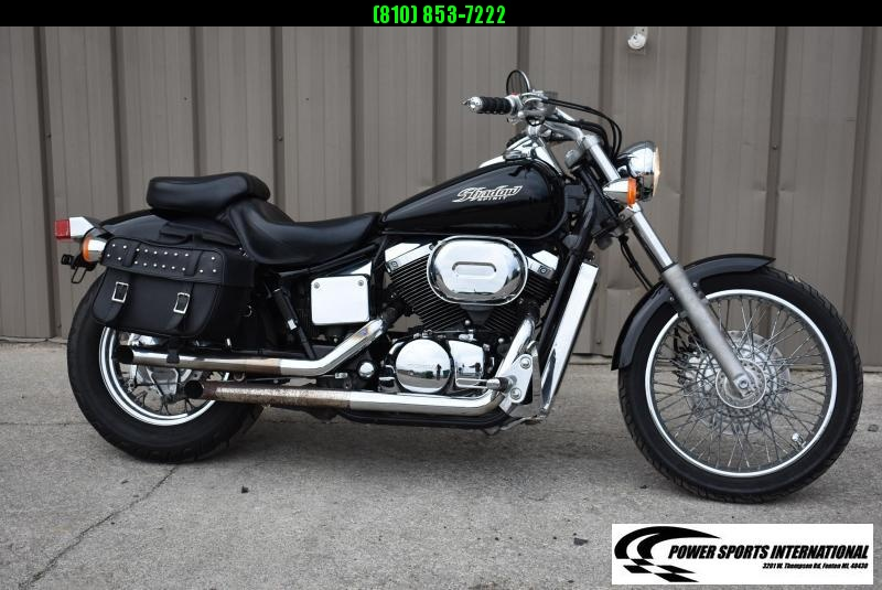 2005 HONDA VT750DCA/DCB SHADOW SPIRIT (DUAL CARB) MOTORCYCLE #0406