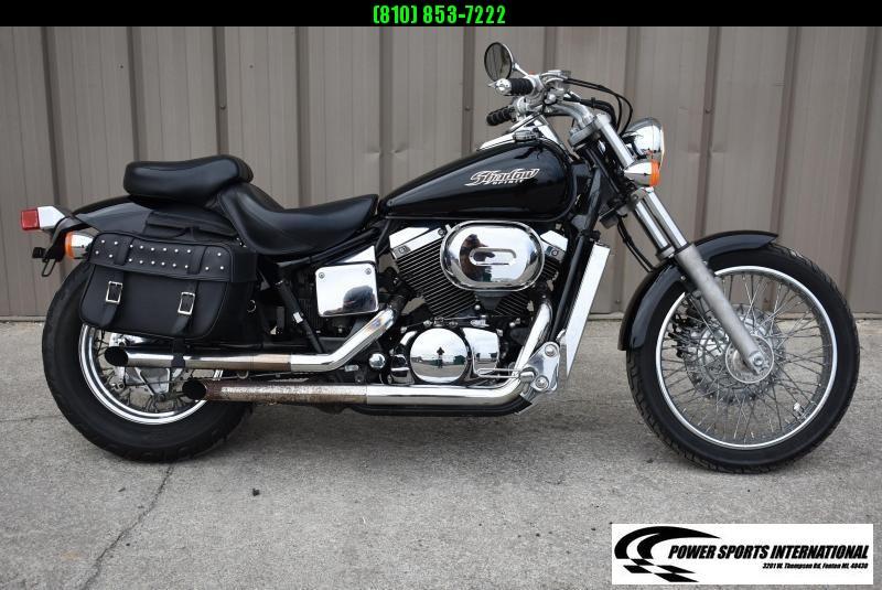 2005 HONDA VT750DCA/DCB SHADOW SPIRIT (DUAL CARB) MOTORCYCLE #0406