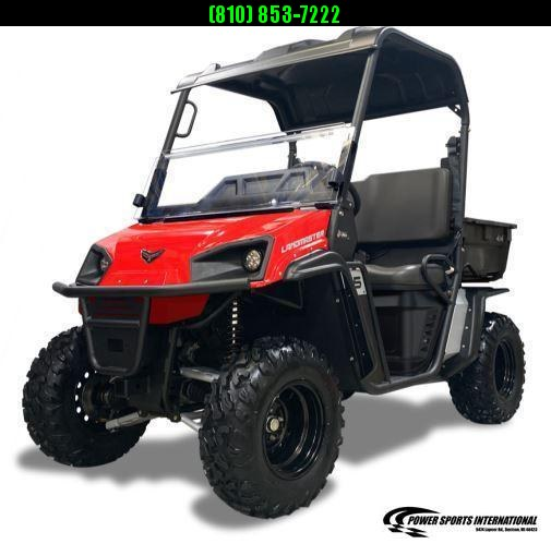 2021 American Land Master L5 EPS STANDARD RED POLY BED Utility Side-by-Side (UTV) #0934