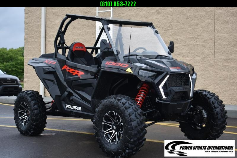 2020 POLARIS RZR XP 1000 RIDE COMMAND EDITION EPS (ELECTRIC POWER STEERING) SXS SIDE BY SIDE #2981