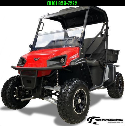 2021 American Land Master L7 Red 4X4 Utility Side-by-Side (UTV) red #0031