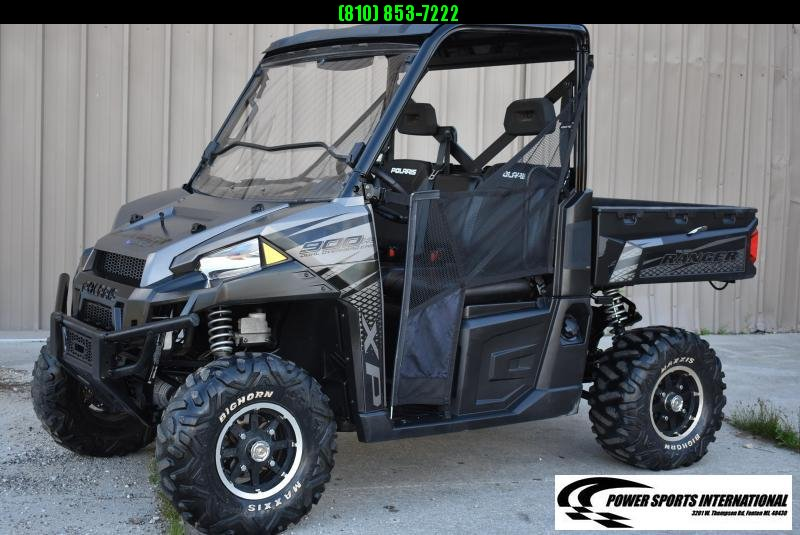 2018 POLARIS RANGER XP 900 EPS FULL-SIZE UTV SIDE BY SIDE #6757