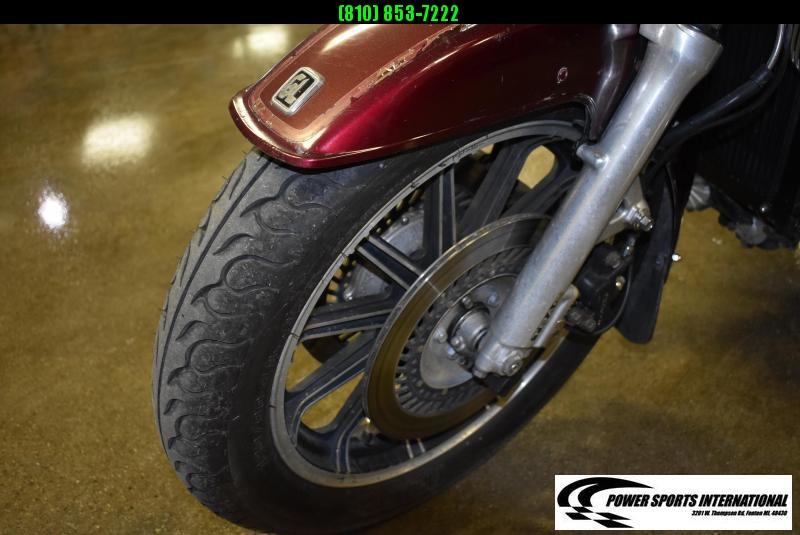 1983 HONDA GOLDWING 1100 ASPENCADE MOTORCYCLE HANDY MAN SPECIAL #5002