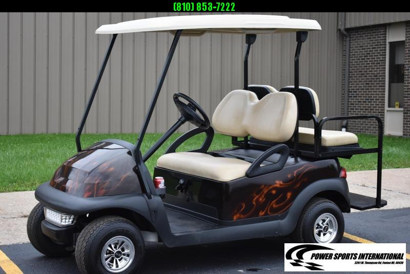 2012 CUSTOM Club Car Precedent GAS Golf Cart #1719