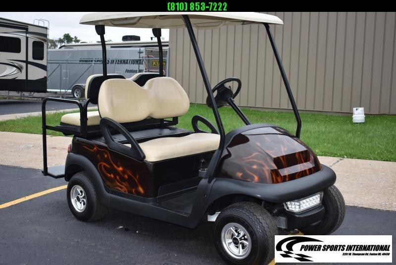 2012 CUSTOM Club Car Precedent GAS Golf Cart #1719