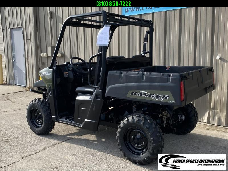 2019 POLARIS RANGER 500 UTILITY SIDE BY SIDE READY FOR WORK #3703