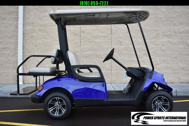 2009 Custom Yamaha Drive YDRE 48 VOLT ELECTRIC Golf Cart #8393