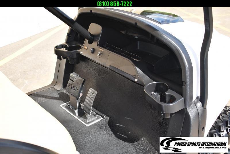 CUSTOM 2015 CLUB CAR PRECEDENT 48V ELECTRIC POWERED GOLF CART w/ Thousands in Extras! #9957