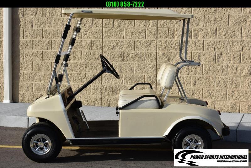 CLUB CAR DS 36V ELECTRIC POWERED GOLF CART #8699