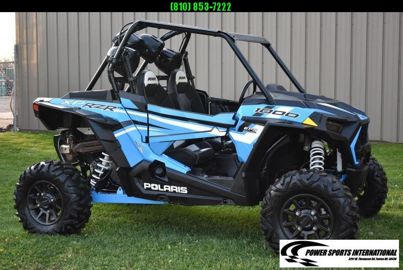 2019 POLARIS RZR XP 1000 (ELECTRIC POWER STEERING) SKY BLUE #2533