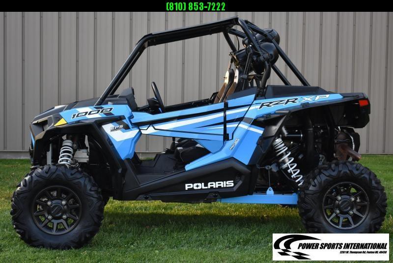 2019 POLARIS RZR XP 1000 (ELECTRIC POWER STEERING) SKY BLUE #2533