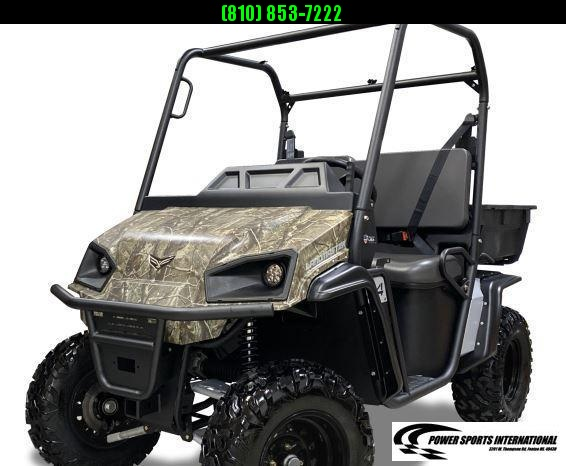 2021 American Land Master L4 4X2 CAMO Utility Side-by-Side (UTV) #0071