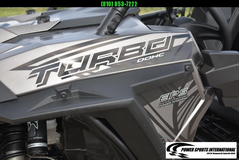 2017 POLARIS RZR XP TURBO (ELECTRIC POWER STEERING) ONLY 300 Miles #3052