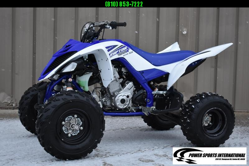 2017 YAMAHA RAPTOR 700R Team Edition Sport ATV Quad #8484