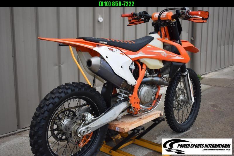 2018 KTM 450 XC F 4 Stroke Off Road Motorcycle 2160