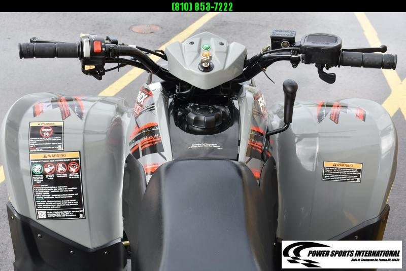 2018 POLARIS PHOENIX 200 YOUTH SPORT ATV  AUTOMATIC REVERSE NICE! #1792