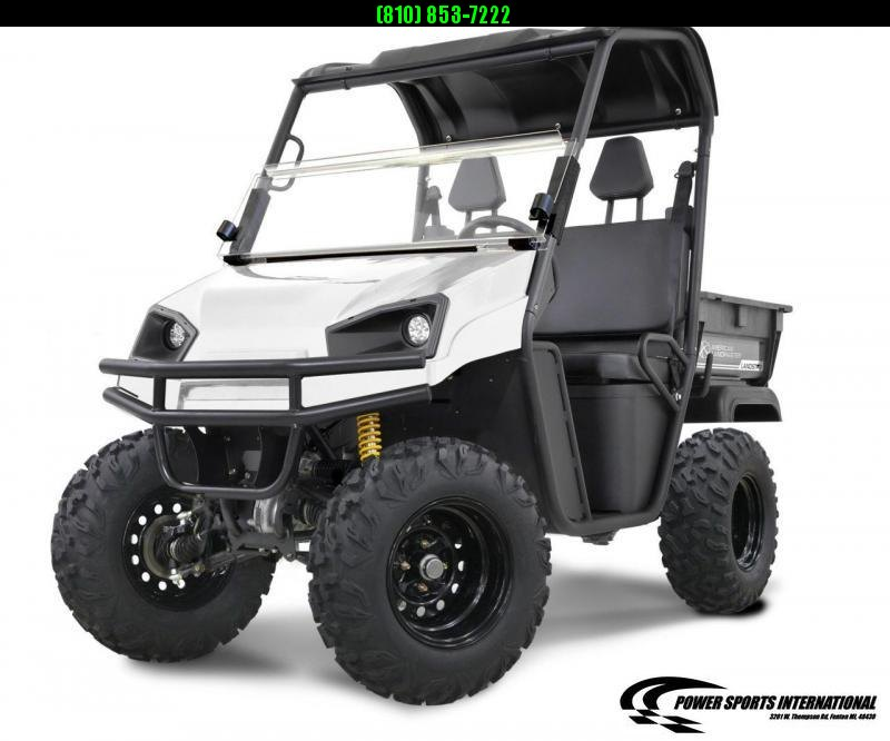 2021 American Land Master L3 Gray Utility Side-by-Side (UTV) #0035