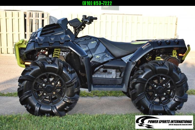 2020 POLARIS SPORTSMAN XP 1000 EPS HIGH LIFTER EDITION 4X4 ATV QUAD #3488