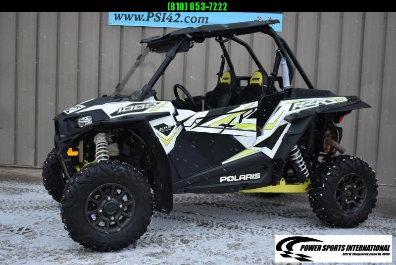 2018 POLARIS RZR XP 1000 (ELECTRIC POWER STEERING) NICE! #5355