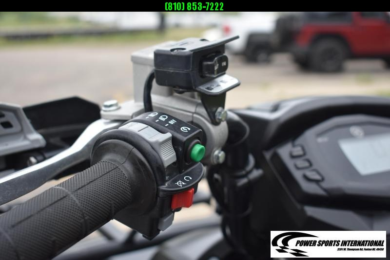 2018 YAMAHA YFM70GPXJD GRIZZLY EPS 4WD (GRAPHITE) ATV #6347