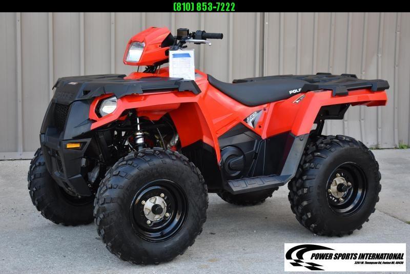 2018 POLARIS SPORTSMAN 570 EFI 4X4 Utility QUAD ATV #0167
