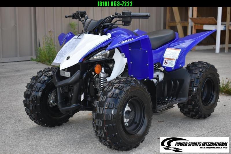 2019 YAMAHA YFZ50R SPORT ATV YOUTH NICE LIKE NEW QUAD!! #7081