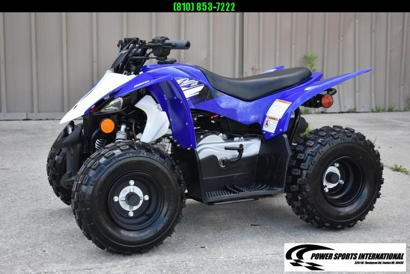 2019 YAMAHA YFZ50R SPORT ATV YOUTH NICE LIKE NEW QUAD!! #7081