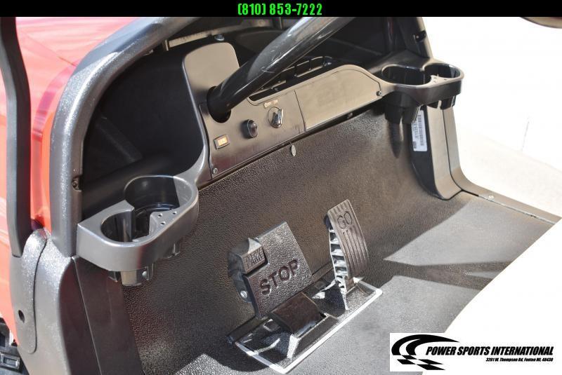 CUSTOM 2015 CLUB CAR PRECEDENT 48V ELECTRIC POWERED GOLF CART w/ Thousands in Extras! #9975