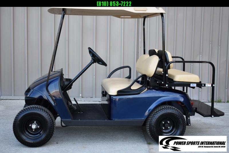 2016 EZ GO TXT Custom Gas Golf Cart CUSTOM #7730