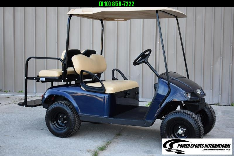 2016 EZ GO TXT Custom Gas Golf Cart CUSTOM #7730