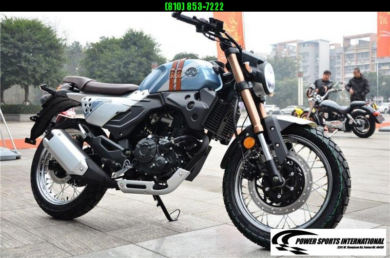 2020 LIFAN KP MASTER 200 E-Start Motorcycle KPM200 6-Speed #0063