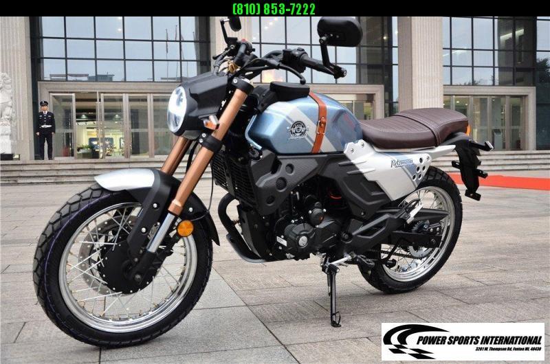 2020 LIFAN KP MASTER 200 E-Start Motorcycle KPM200 6-Speed #0063