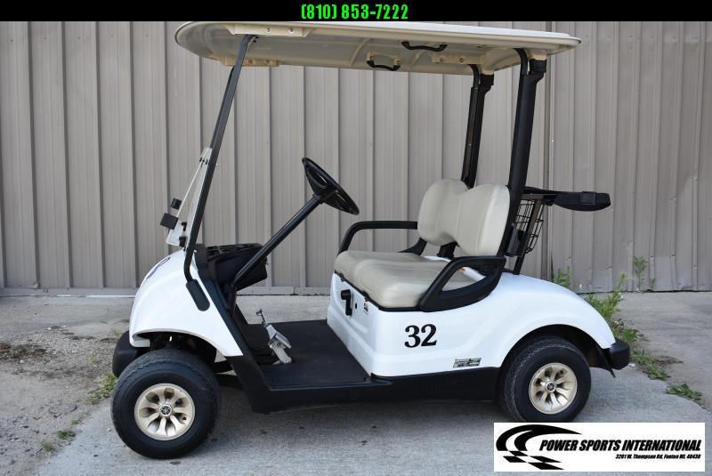 2013 Yamaha Drive EFI GAS Golf Cart w/ Extras