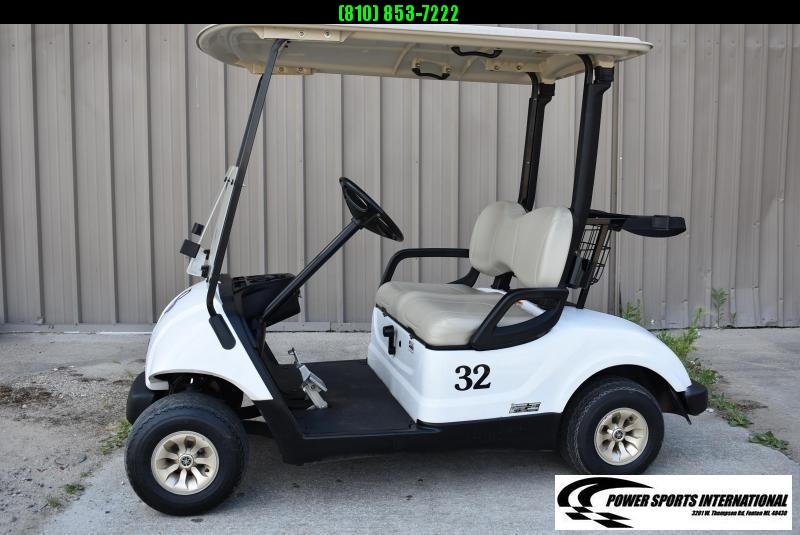 2013 Yamaha Drive EFI GAS Golf Cart w/ Extras